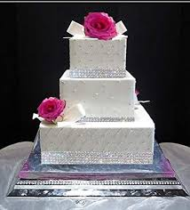 Amazon Clear Edible Sugar Diamonds Wedding Cakes Cupcakes