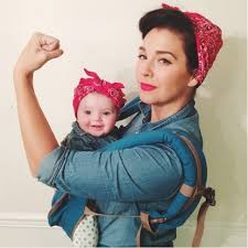 Rosie The Riveter Halloween Diy by 54 Best Little Rosebuds Images On Pinterest A Strong Woman