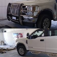 100 Truck Grill Guard 2018 F250 Stainless Westin Grill Guard FOUTZ HANON