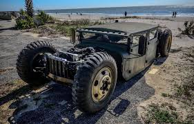 100 Rat Rod Trucks Pictures Hummer AM Generals M35A2 M923A2 Deuce Halfs
