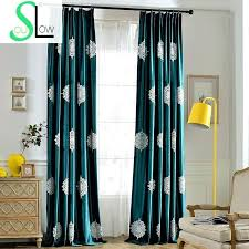 Smocked Burlap Curtains By Jum Jum by Teal Linen Grommet Curtain Contemporary Curtains By Loom Decor