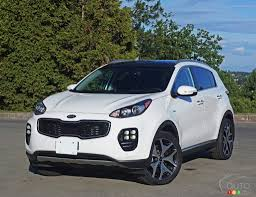 2017 kia sportage sx punches way above its weight car reviews