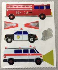 Sandylion Emergency Vehicles Fire Truck Police Ambulance Siren ... 367 Custom Stickers Itructions To Build A Lego Fire Truck Fdny Wall Decal Removable Sticker For Boys Room Decor Whosale Universal Car Stickers Whole Body Flame Vinyl Department Bahuma Holidays Fire Truck Stickers Preppy Prodigy Dragon Ball Figure Eeering Toy Ming Childrens Mini Firetruck Cout Set Of 96 Engine Monthly Baby Photo Props Sandylion Fireman Ladder Dalmation Dalmatian Dog Water New Replacement Decals For Little Tikes Cozy Coupe Ii
