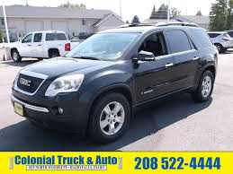 2008 GMC ACADIA 4 Door Wagon - Idaho Falls, ID Exceptional 2017 Gmc Acadia Denali Limited Slip Blog 2013 Review Notes Autoweek New 2019 Awd 2012 Photo Gallery Truck Trend St Louis Area Buick Dealer Laura Campton 2014 Vehicles For Sale Allwheel Drive Pictures Marlinton 2007 Does The All Terrain Live Up To Its Name Roads Used Chevrolet 2016 Slt1