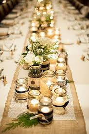 Astonishing Decorating Mason Jars For Wedding 45 Your Table Runners With