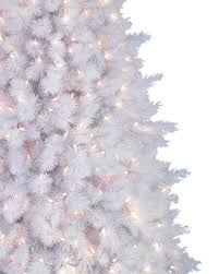 Silver Tip Christmas Tree Los Angeles by Snow White Artificial Pine Christmas Tree Treetopia