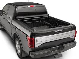 100 F 150 Truck Bed Cover WeatherTech Roll Up 20152017 Weir Racing
