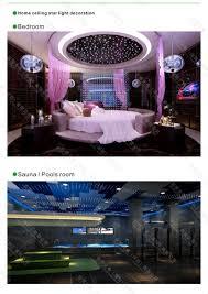 fiber optic ceiling light products cinema fiber optic twinkle starry sky ceiling light kits 500