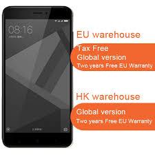 ficial Global Version Xiaomi Redmi 4X 4G LTE Smartphone Qual m
