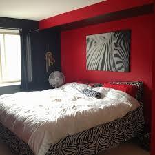 Zebra Print Bedroom 3
