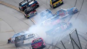 Parker Kligerman Triumphs At Talladega, As Nemechek Makes Round Of 6