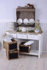 affiliatelink anrichte sideboard antik weiss vintage