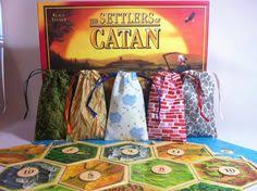 Settlers Of Catan Resources Bags 5 By HelloToTheMadre