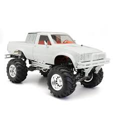 100 Rally Truck For Sale HG P407 110 24G 4WD Rc Car For TOYATO Metal 4X4 Pickup