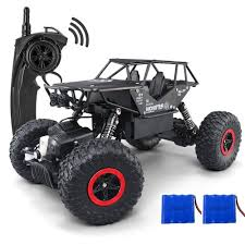1/18 Alloy RC Cars With Two Batteries Remote Control Truck 4x4 Off ... Rc Adventures Traxxas Summit Running Video 4x4 Truck With New Best Choice Products Toy 24ghz Remote Control Rock Crawler 4wd Mon Magnifico 118 Scale 24 Ghz Rally Racing Car Christmas Gift For Kid Boy 4x4 Electric Waterproof 110 Brushless Monster Tru Off The Bike Review Traxxas 116 Slash Remote Control Truck Is Vxl Rtr Short Course Mike Subotech Co4wd Bg1510b 124 High Speed Radio 360341 Bigfoot Blue Ebay Monster Truck Drive Grave Top Quality Powerful Trucks Calllk Online Shopping Sri