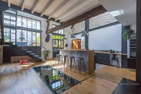 100 Modern Industrial House Plans Loft Remarkable Apartments Apartment Decor