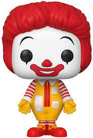 pop ad icons mcdonald s ronald mcdonald
