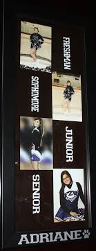 4 Year Cheer Frame For Senior Gift