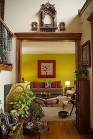 Features Of Classical Indian Themed Interior Design