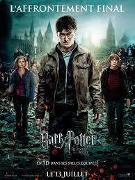 regarder harry potter et la chambre des secrets harry potter et les reliques de la mort 2ème partie 2011