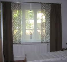 schlafzimmer gardinen kurz caseconrad