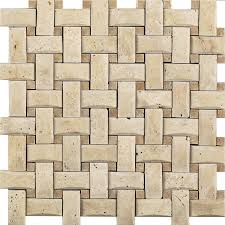Mexican Shell Stone Tile by Natural Stone Mosaic Tiles Arizona Tile