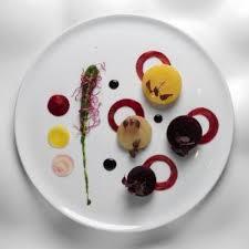dressage des assiettes en cuisine alain ducasse formation design dans votre assiette 2016