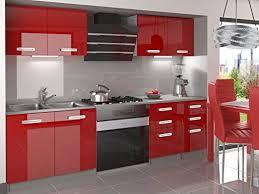 naka24 neu komplette küche infiniti i 160 cm hochglanz verschiedene farbkombinationen rot