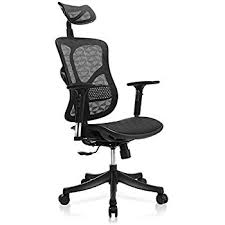 tomcare office chair ergonomic mesh office chair