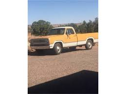 1973 Dodge D200 For Sale | ClassicCars.com | CC-1133055