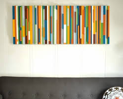Wood Wall Art DIY • Recous