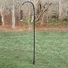 Amazon Droll Yankees Shepherd Hook Bird Feeder Hanger Pole