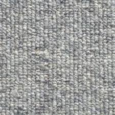 All Floors Carpet by Manx Natural Shades Plain Clay 50 Wool 50 Polypropylene Grey