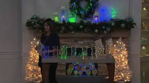 Bethlehem Lights Set Of 3 6 Fairy Light Microlight Strands W Timer On QVC