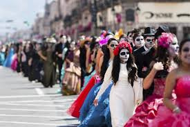 Spanish Countries That Celebrate Halloween by Ten Of The World U0027s Darkest Cultural Festivals Day Of The Dead