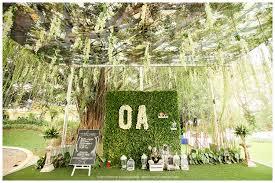 Outdoor Wedding At Raffles Hills Cibubur