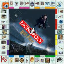 Harry Potter Merchandise Distintos Tipos De Monopolys Y Ajedreces Megapost