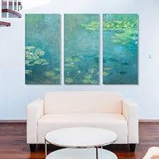 3 Piece Fine Art Canvas
