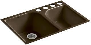 Kohler Executive Chef Sink Biscuit by Faucet Com K 5931 4u 0 In White By Kohler