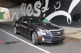 Song of the Car 2015 Cadillac ATS Coupe 2 0 Cool Hunting