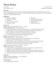 Manufacturing Job Duties Resume Sample Resumes Skills