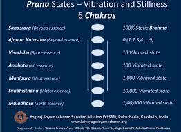 Kriya Yoga Science And Secrets 6 Chakras Prana Vibration Yogiraj Sri Shyama Charan Lahiri Mahasaya Yogacharya Dr Ashoke Kumar