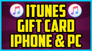 How To Redeem An iTunes Gift Card iPhone and PC 2017 SUPER