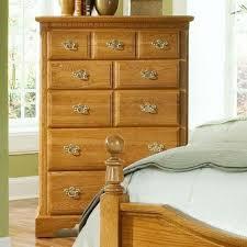Vaughan Bassett Dresser With Mirror by 920 115 Vaughan Bassett Furniture Oak Lane Ii Classic Chest With 5