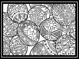 Easter Coloring Pages For Adults Az