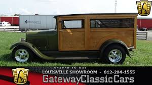 100 Woody Truck Classic Car For Sale 1929 Ford In Clark County IN