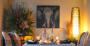 Safari Decorating Ideas For Living Room by Safari Party Or Jungle Party Perfect For An Outdoor Summer Dinner