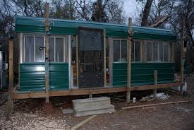 The Carport Cabin Is Maybe A Small Version Of The