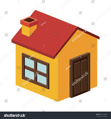 Isometric House Chimney Design Stock Vector 510534436 - Shutterstock Mesmerizing Living Room Chimney Designs 25 On Interior For House Design U2013 Brilliant Home Ideas Best Stesyllabus Wood Stove New Security In Outdoor Fireplace Great Fancy At Kitchen Creative Awesome Tile View To Xqjninfo 10 Basics Every Homeowner Needs Know Freshecom Fluefit Flue Installation Sweep Trends With Straightforward Strategies Of