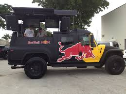 Red Bull Transformer Truck - INI Productions